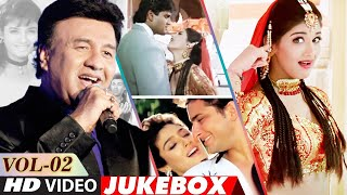 Anu Malik Superhit Song Collection | अनु मालिक के गाने | Top Romantic 💝 Hits | One Stop Jukebox