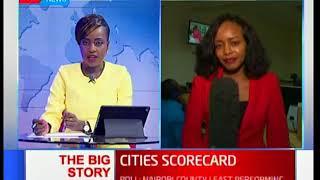 The Big Story: Cities Scorecard