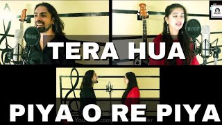 Tera Hua Video   Atif Aslam   Loveratri   Unplugged Version   Amit Kacher   Suman lahorani