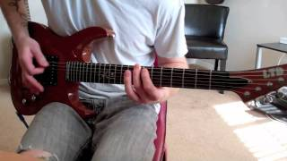 Chevelle - Fell Into Your Shoes (guitar cover)