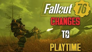 Playtime For Next FALLOUT 76 BETA On Xbox Has SHORTENED!