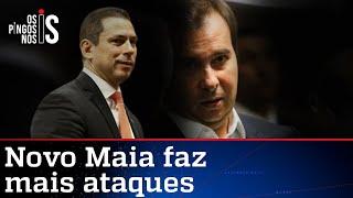 Deputado Marcelo Ramos volta a ameaçar Bolsonaro com o impeachment