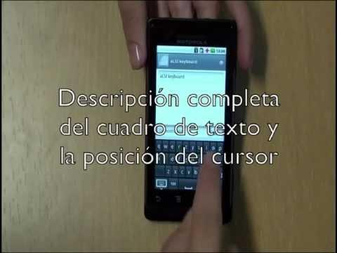 Video of aLSI Keyboard