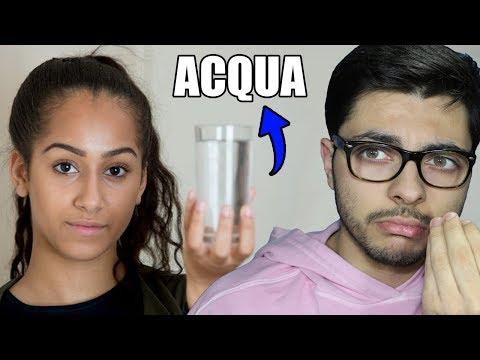 Conosciamo La Ragazza Allergica All'Acqua 💦