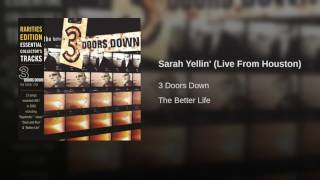 Sarah Yellin' (Live From Houston)