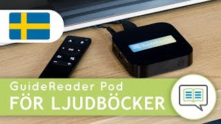 Möt GuideReader Pod - Svenska