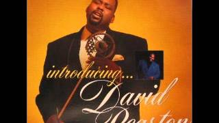 I Believe In You And Me - David Peaston