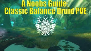 world of warcraft classic druid leveling guide - TH-Clip