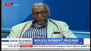 Siasa za Kanda:Tunaangazia Robert Mugabe na siasa nchini Zimbabwe