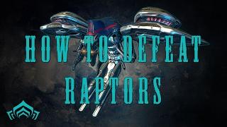 Warframe : How to Defeat Raptors (Europa Boss) ( + Weapon Build) (One Shot Kill)