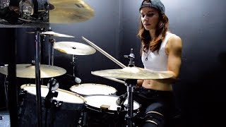 In The Name Of Love - Drum Cover - Martin Garrix & Bebe Rexha - Punk Goes Pop(Too Close To Touch)