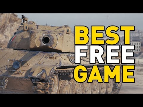 "My BEST ""Free"" Game yet in World of Tanks!"