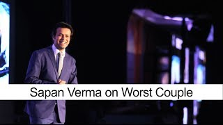The Ghanta Awards 2014 Sapan Verma On Worst Couple