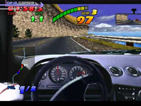 The Need for Speed Saturn