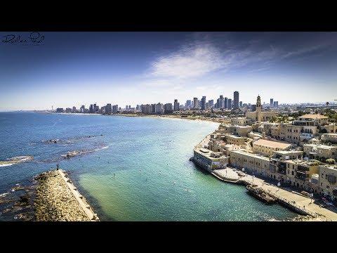 Viagem: Faça um passeio aéreo por Jaffa, em Israel!