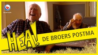 Hea: De bruorren Postma oan de Keimptilsterdyk