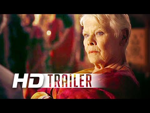 The Second Best Exotic Marigold Hotel | Official HD Trailer #2 | In Cinemas Now