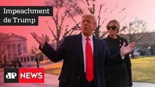 Senado norte-americano decide manter processo de impeachment contra Trump