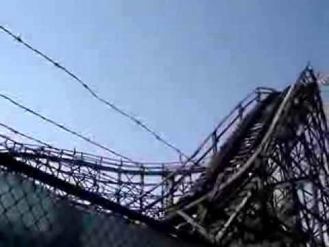 PNE 07 - Coaster - from below