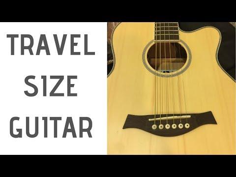 Vangoa Acoustic Guitar Review (36 Inch) 3/4 size Folk Guitar Travel Kit