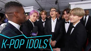 BTS Share Their Dream Collaboration Stars… & You Won't Believe Who! | Access