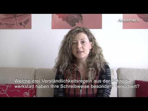 Schreiben für Unternehmen: Korrektorin Rosanna Carbone