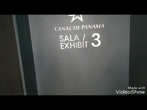 Museo del canal de panamá. Parte 3