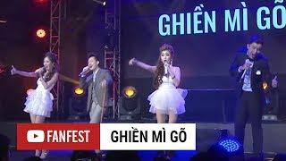 Ghiền Mì Gõ @ YouTube FanFest Vietnam 2017