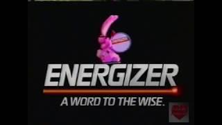 Energizer   Television Commercial   1988   Energizer Bunny