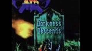 Dark Angel - Perish In Flames/Darkness Descends (live)