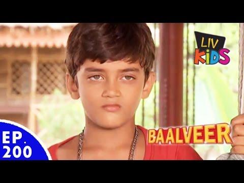 baal veer episode 200 manav becomes montu