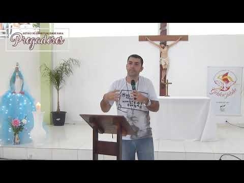 Retiro de Espiritualidade de Pregadores   6ª Pregação: Mas descerá sobre vós o Espirito Santo e vos dará força. - Jeberton Teixeira