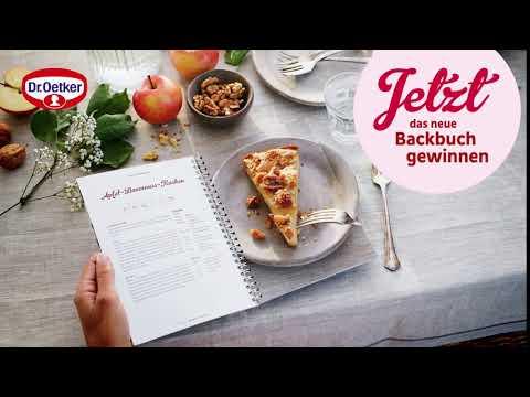 Dr Oetker Backbuch Love Cake Backbuch