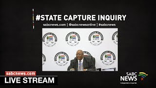 State Capture Inquiry, 28 May 2019