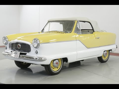 1959 Nash Metropolitan (CC-1229376) for sale in Denver , Colorado