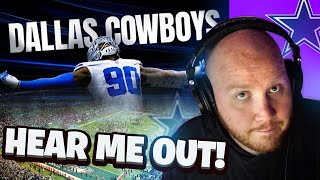 WHY THE DALLAS COWBOYS WILL WIN THE SUPERBOWL THIS YEAR...
