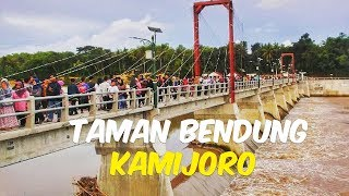 Perbatasan Bantul dan Kulon Progo, Spot Foto Hits di Tepi Sungai Progo