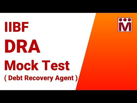 DRA Exam Mock Test | Debt Recovery Agent / DRA Tele callers Certification Exam