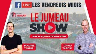 Changer de carrière 👊 devenir courtier immobilier- Maxime Tardif et Mahrzad Lari de Royal Lepage🤩