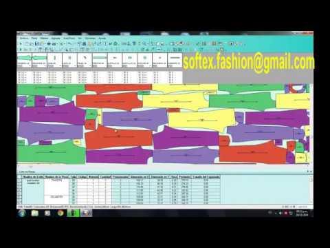Optitex 12 auto-marker - смотреть онлайн на Hah Life