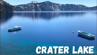 Overlanding Oregon - Crater Lake & A Nice Spot In The South Eastern High Desert