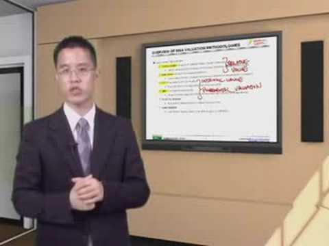 WST: 4.1 Investment Banking Training - Basic Valuation ... - YouTube