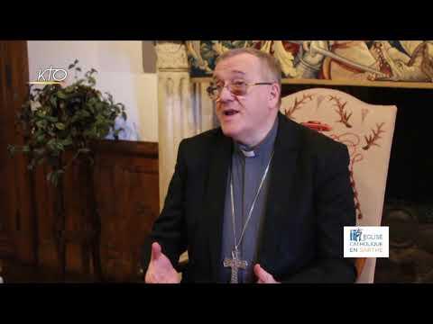 Mgr Yves Le Saux : « Revoyons notre juste rapport aux choses et au monde »