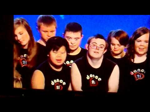 Watch video Down Syndrome at Got to Dance