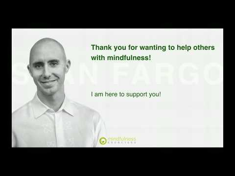 Mindfulness Teacher Training Certification Program - YouTube