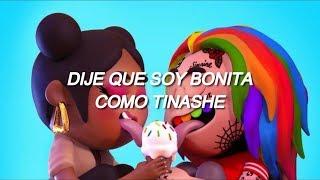 6ix9ine, Nicki MInaj - FEFE [traduicida/sub español] ft. Murda Beatz