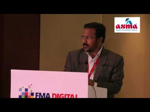 Dr. Ravi Kumar Jain – Director, SIBM Hyderabad at ASMA Annual Convention 2017