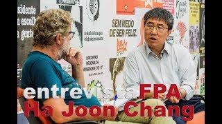 Entrevista FPA com o professor e economista Ha Joon Chang – legendado