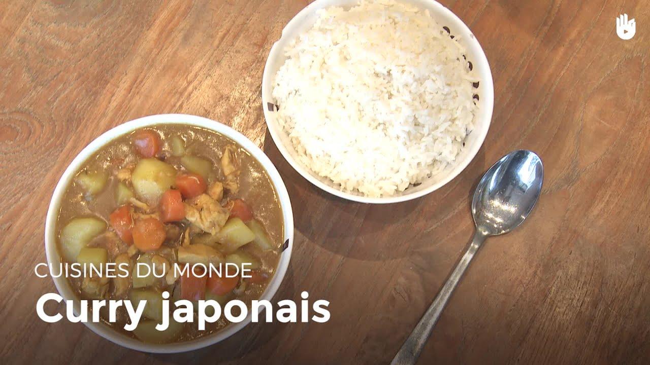 curry japonais cuisine du monde sikana. Black Bedroom Furniture Sets. Home Design Ideas