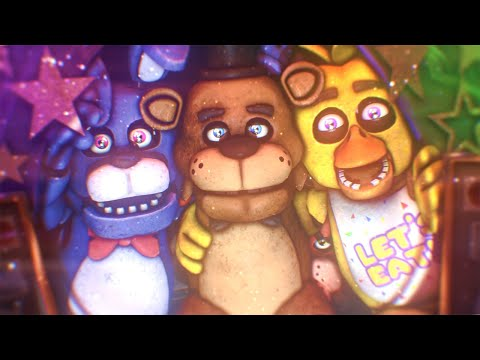 """FNAF Song: """"Showtime""""   FIVE NIGHTS AT FREDDY'S VR HELP WANTED"""